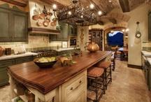 Kitchen Ideas / by AbbeyBeast