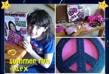 ALEX Toys in Action / Read what parents and kids have to say about ALEX toys from first hand experience! / by ALEX Toys