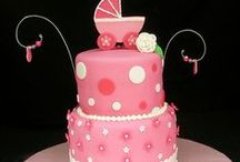 Baby Shower Cakes / Baby Shower planning is my most favorite thing to do... I love it, and I'm really good at it. I've been planning baby showers all my life. When I found out about Pinterest, naturally Baby Shower Cakes were going to be apart of my inspirational boards. I hope you enjoy what I find!! :) / by Lorena Isabel