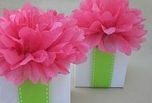 Baby Shower Favors / by Lorena Isabel