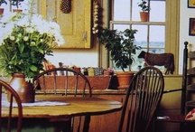 The Dining Room / by ♥ Prim With Love ♥