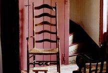 Entryways, Hallways, Floors & Stairs / by ♥ Prim With Love ♥