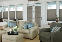 Living Room Window Treatments / by BlindSaver