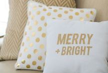 Christmas / Christmas Decor Ideas, Letters to Santa, Crafts and More! / by seven thirty three