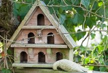 In The Garden ~ For The Birds / by ♥ Prim With Love ♥