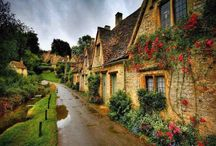 England  / by Carmen
