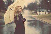 Rainy Day Fashion / by Kayley Anne