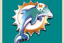Miami Dolphins #1 / by Cristina