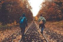 autumn / seasons · autumn · fashion · crafts · interiors · photographs / by gillian