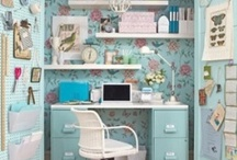 Creative Storage Solutions / by Rebecca Goldthorpe