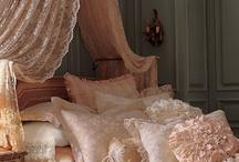 Bedrooms / by Pamela Massey