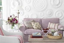 Living ~ Dining Rooms / by Pamela Massey