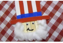 Father's Day & July 4th Ideas / by iREAD Program