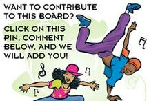 Read to the Rhythm 2015 / This is the iREAD theme for 2015. Follow this board for crafts, programming ideas, decorations and much more! If you would like to be a contributor follow all our boards and then comment on the pin with our logo! / by iREAD Program