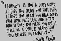 Feminism / by NIU Women's Studies