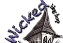 """Wicked Blog HOP Begins IN OCTOBER / Those who love Halloween and anything Wicked will be gathered and cheered through the night with """"Wicked Wendy"""" scary ! Wait and SEE / by Mdm Samm ..."""