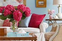 Color Palette Ideas / by LeAnna Cline