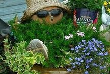 GARDEN IDEAS / by Sue Howard