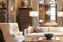 Interior Design Ideas / by Kathryn Bettisworth Henner