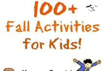 Kids Activites / by Michelle Molina