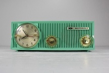 Vintage Radios / I worked for Motorola for 31 yrs- so I like those best!! / by Diane Cowan