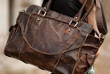 .Handbags. / Bags and purses I want to put my life in. / by Akilah