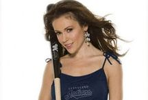 MLB Collection (2007-2011) / by Alyssa Milano
