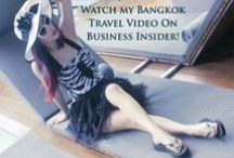 Bangkok, Thailand travel blogger press trip, Thai tourism board! / by La Carmina