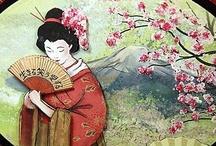 Asian Art / by Jerri Gullion