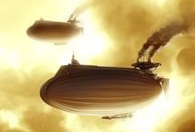 Sky Ships / by Donald Berg