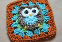 Crochet projects / by Laura Harding