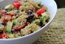 Yummy Quinoa / by Brandi Leathers