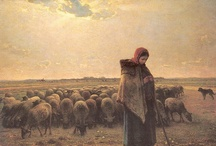 Jean-François Millet / by hibernal