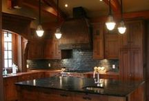 Kitchen Ideas / by Tonya Horvath