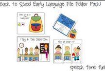 classroom/speech ideas / by Kirstie Snyder
