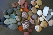 ✂ Stones, Rocks & Pebbles / I love what water does to a stone.   / by jrachelle