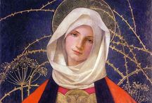 Religious Art And Icons / by Debbie Battaglia