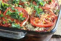 Casseroles & Baked Dishes / Casseroles, baked dishes, enchiladas, pasta bake, ect. / by Rae .