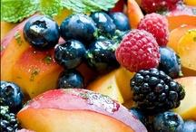 Fruits & Veggies / yum yum / by Rae .