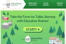Good Egg Project/Eggucation / America's egg farmers invite you to learn more about where eggs come from and encourage you to help fight childhood hunger by taking the pledge. / by Incredible Egg