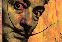 Art of Salvador Dali / Every morning when I wake up I experience an exquisite joy - the joy of being Salvador Dali, and I ask myself in rapture:  What wonderful things is this Salvador Dali going to accomplish today?  Salvador Dali / by Debbie Battaglia