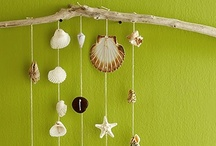 ⚓ Beach Crafts / Many ideas of what you could do with your beach collection. / by jrachelle