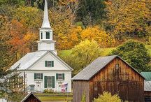 New England / by Debbie Battaglia