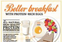 Egg Nutrition Center / Egg Nutrition Center (ENC) monitors scientific findings and regulatory developments, and serves as a resource for health practitioners in need of current nutrition information to share with their patients. Key vehicles for disseminating information are the Nutrition Close-Up newsletter, various educational brochures and tool kits, published scientific articles, and symposia presented at health professional conferences and the eggnutritioncenter.org website. / by Incredible Egg