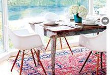 Home Decor / Scandinavian and mid-century inspiring interior design. / by Frau_Pines