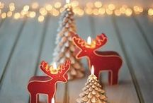Holiday Decorations - DIY / by Frau_Pines