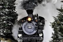 Trains / by Carolyn Douglas