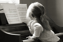 Piano  / by Hilarie Palmer