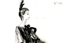 """SKETCHED / """"Strokes of Whimsy"""" / by KP MacLane"""