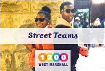 1200 West Marshall Street Team / by 1200 West Marshall